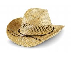 Slaměný klobouk Beechfield Cowboy