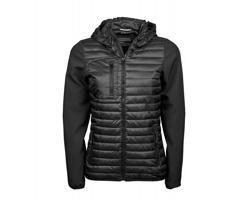Dámská bunda Tee Jays Ladies Hooded Crossover Jacket