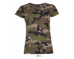 Dámské tričko Sol's Camo