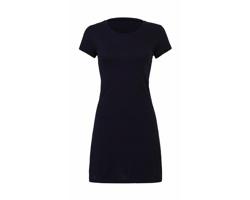 Dámské šatové tričko Bella & Canvas Jersey T-Shirt Dress