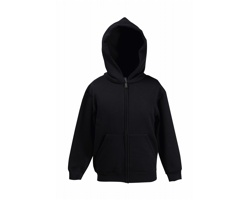 Dětská mikina Fruit of the Loom Classic Hooded Sweat Jacket