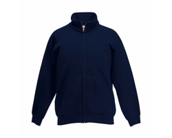 Dětská mikina Fruit of the Loom Classic Sweat Jacket