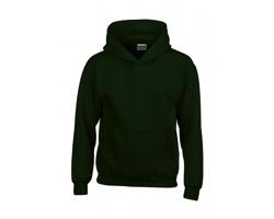 Dětská mikina Gildan Classic Fit Hooded Sweatshirt Heavy Blend