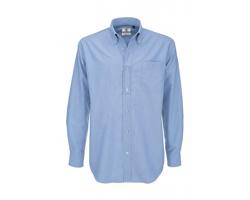 Pánská košile B&C Oxford Long Sleeve