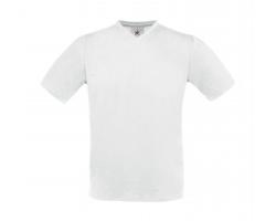 Unisex tričko B&C Exact V-Neck