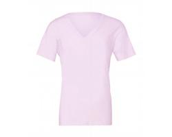 Pánské tričko Bella & Canvas V-Neck