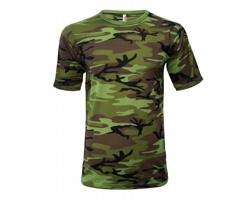 Pánské tričko Alex Fox Military