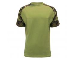 Pánské tričko Alex Fox Military Raglan
