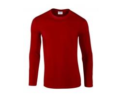 Pánské tričko Gildan Euro Fit Long Sleeve Soft Style
