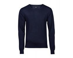 Pánský svetr Tee Jays Mens V-Neck Sweater