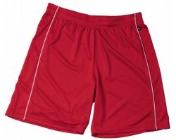 Unisexové týmové šortky James & Nicholson Basic Team Shorts