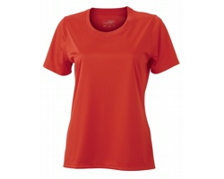 Dámské sportovní tričko James & Nicholson Ladies Active-T