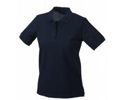 Dámská pracovní polokošile James & Nicholson Workwear Polo Women