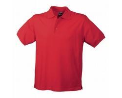 Pánská pracovní polokošile James & Nicholson Workwear Polo Men