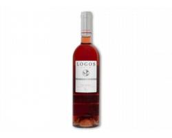 Růžové suché víno Logos Rosado 2013 - 0,75l