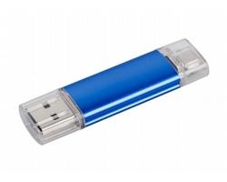 Klasický USB flash disk ARGONNE OTG - duální