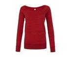Red Marble Fleece