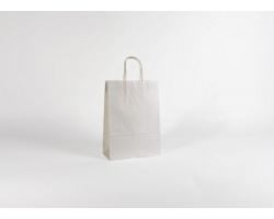 Papírová taška BIANCO - 23 x 32 x 10 cm