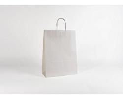Papírová taška BIANCO - 32 x 42,5 x 13 cm