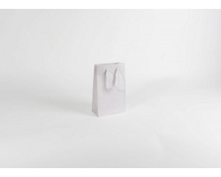 Papírová taška BIANCO LUX - 16 x 25 x 8 cm