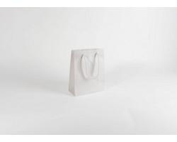 Papírová taška BIANCO LUX - 22 x 27,5 x 10 cm