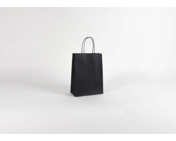 Papírová taška BLU - 20 x 28 x 10 cm