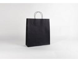 Papírová taška BLU - 36 x 40 x 12 cm