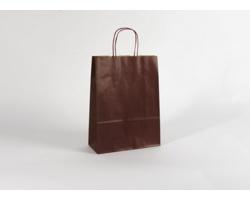 Papírová taška ECO BORDEAUX - 32 x 42,5 x 13 cm