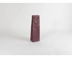 Papírová taška na víno GLASS BORDEAUX - 12 x 40 x 9 cm