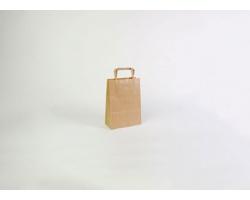 Papírová taška CLASSIC NATURE (HS) - 18 x 25 x 8 cm