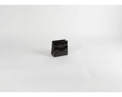 Papírová taška M2 BLACK - 14 x 14 x 7 cm