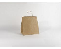 Papírová taška NATURA EKO - 32 x 34 x 19 cm