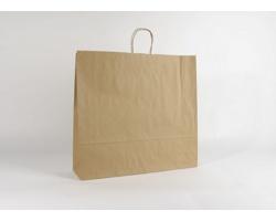 Papírová taška NATURA EKO - 54 x 50 x 14 cm