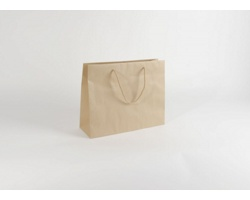 Papírová taška NATURA LUX - 38 x 31 x 13 cm