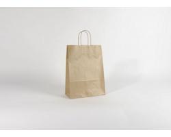 Papírová taška NATURA S - 26 x 34,5 x 12 cm