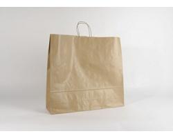 Papírová taška NATURA S - 54 x 50 x 14 cm