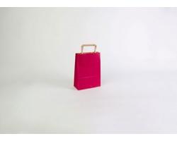 Výprodej: Papírová taška RAINBOW FUCHSIA - 18 x 25 x 8 cm
