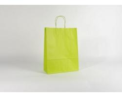 Papírová taška SPEKTRUM GREEN - 32 x 42 x 13 cm