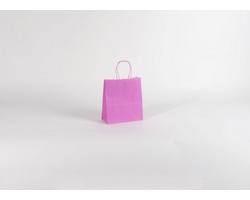 Papírová taška SPEKTRUM PINK - 18 x 25 x 8 cm