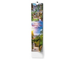 Nástěnný kalendář Kravata 2020 - Česká republika