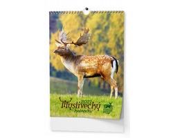 Nástěnný kalendář Myslivecký kalendář 2020