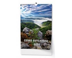 Nástěnný kalendář České Švýcarsko 2022