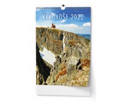 Nástěnný kalendář Krkonoše 2022