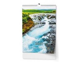 VÝPRODEJ: Nástěnný kalendář Řeka čaruje I 2019