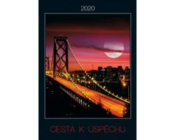 Nástěnný kalendář Cesta k úspěchu 2020