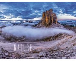 Nástěnný kalendář Nature 2021