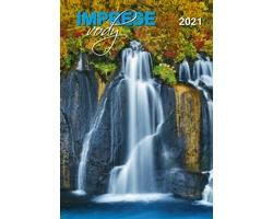 Nástěnný kalendář Imprese vody 2021