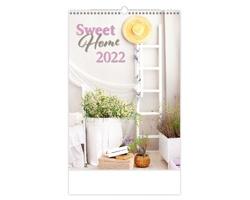 Nástěnný kalendář Sweet Home 2022