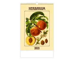 Nástěnný kalendář Herbarium 2021