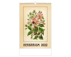 Nástěnný kalendář Herbarium 2022
